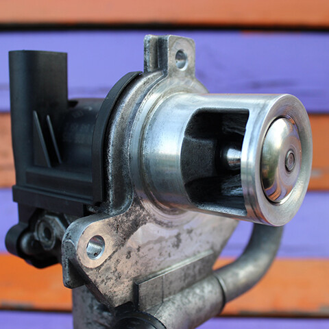 ремонт клапана ЕГР