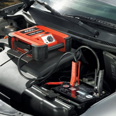 зарядка автомобильной АКБ