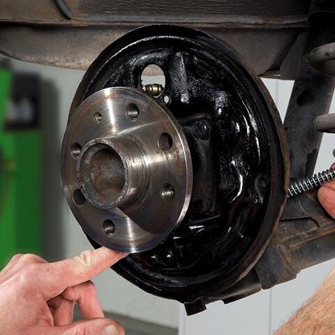 ремонт ручного тормоза